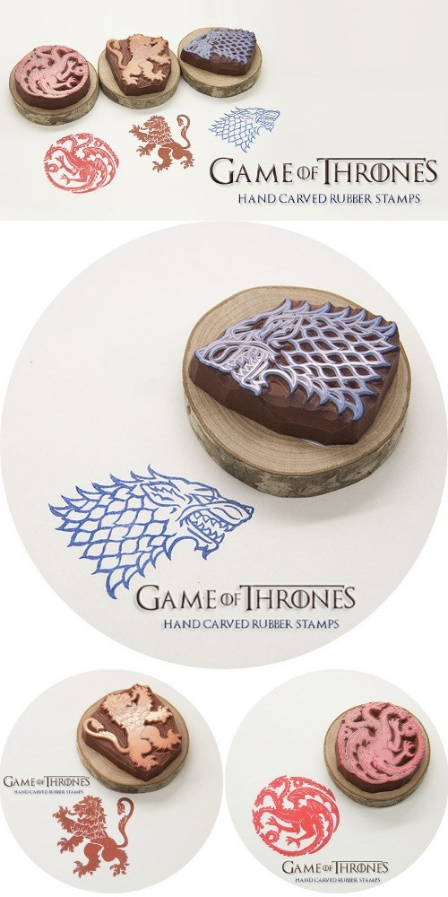 Game of Thrones stark Lannisters crafts targeryen - 8131557888