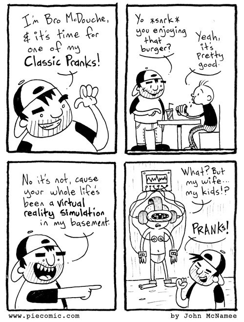 virtual reality pranks April Fools Day web comics - 8131624960