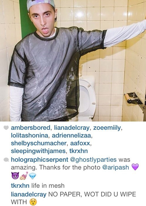 gross instagram bathroom - 8131629056