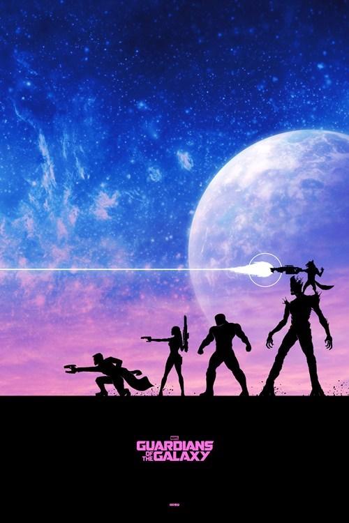 Fan Art poster guardians of the galaxy - 8131760640