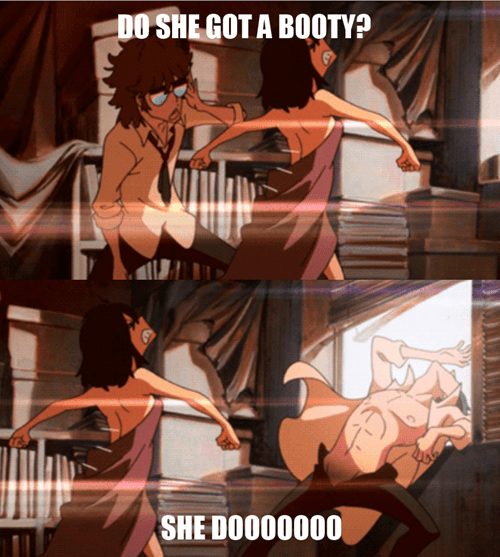 do she got a booty anime kill la kill - 8131764224