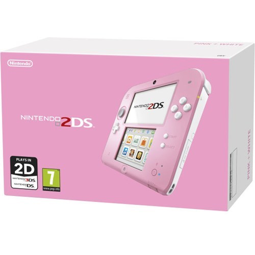 2DS pink nintendo Video Game Coverage - 8132376576