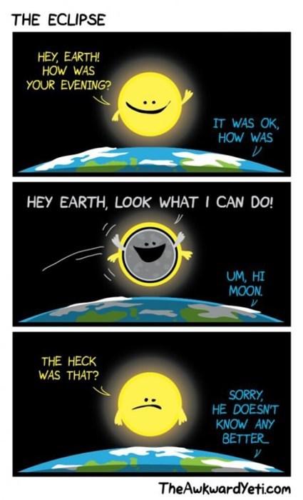 eclipse sun web comics - 8132468992