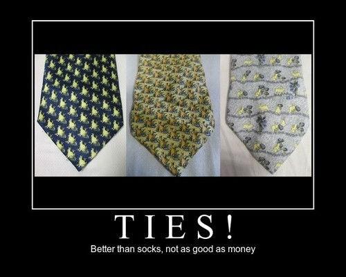 tie present socks funny - 8132495872