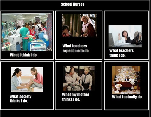 nurses,grade school,Harry Potter,funny