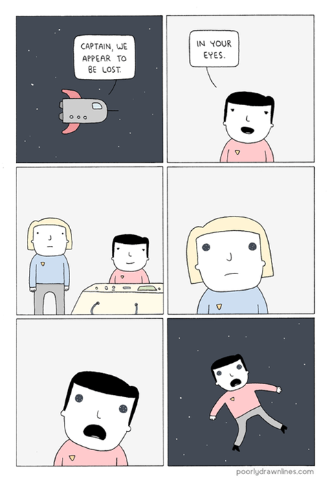 puns,lost,space,web comics