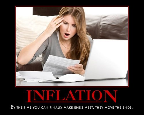 inflation cheating funny money - 8132596224