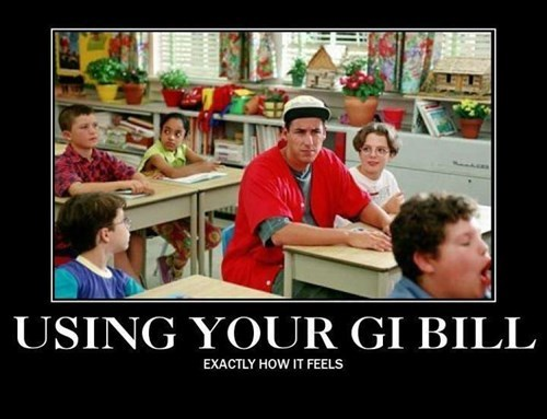 billy madison gi bill funny - 8132615168