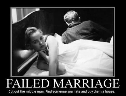 marriage bad idea divorce funny - 8132645888