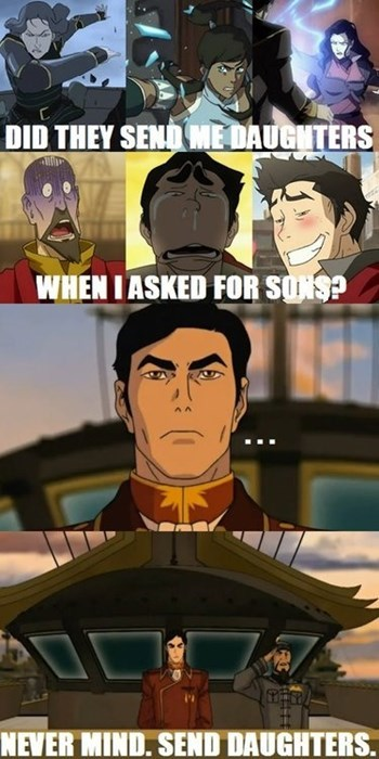 Avatar legend of korra korra - 8132650496