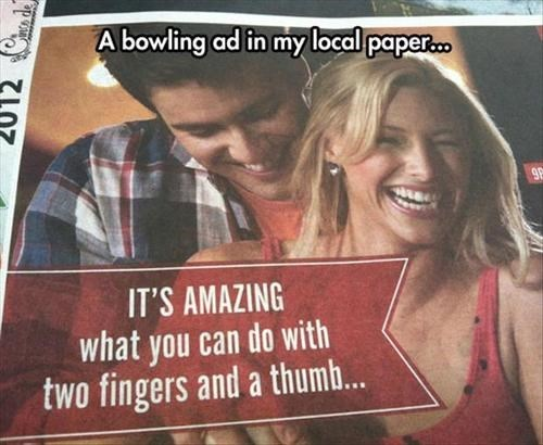 wtf bowling sexy times funny dating - 8132661248