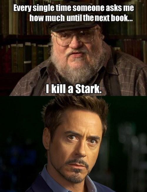 starks grrm tony stark iron man - 8132887040