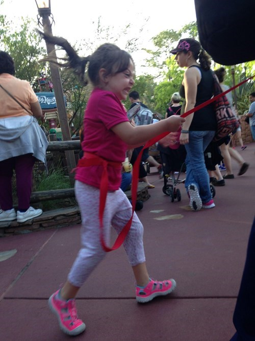 leash disney kids parenting g rated