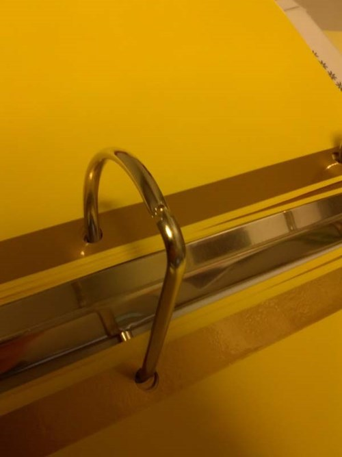 monday thru friday binder work - 8132924672