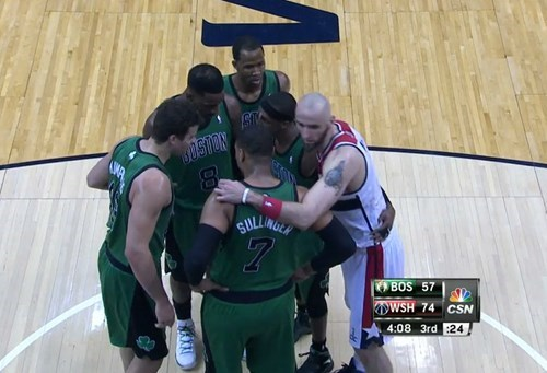 nba boston celtics basketball washington wizards - 8133883136