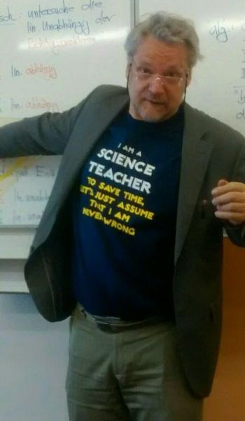 teacher t shirts science funny g rated - 8133897728