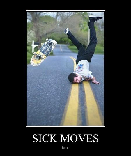 ouch skateboarding FAIL funny - 8133915904