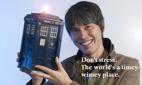 time Brian cox doctor who funny - 8134142208