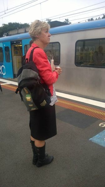 backpack,South Park,poorly dressed