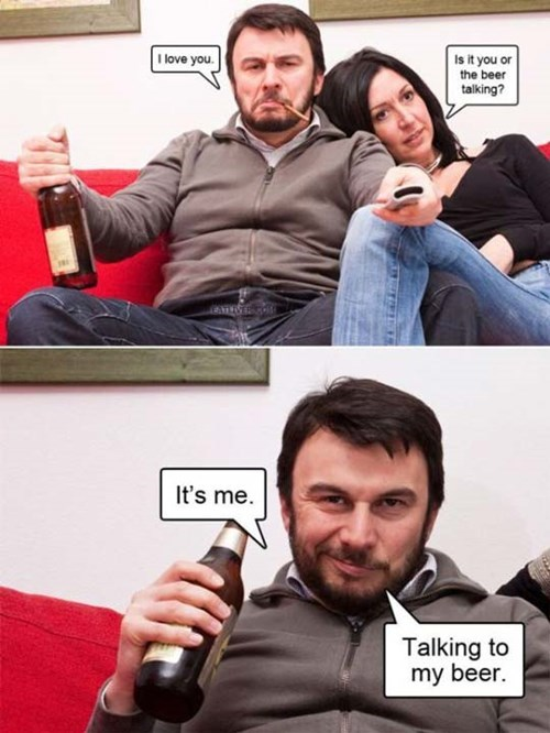 beer funny love relationships - 8134216704