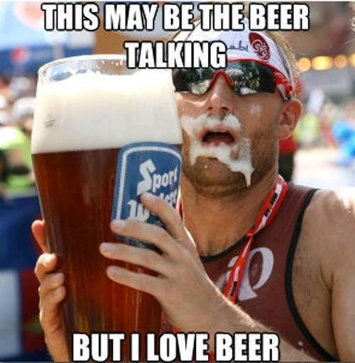 beer love huge funny - 8134269440