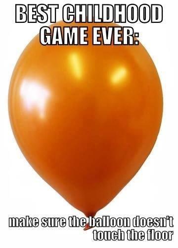 game kids Balloons parenting - 8134298368