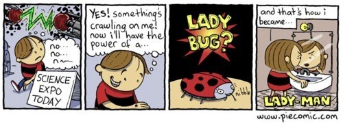ladybugs,superheroes,web comics