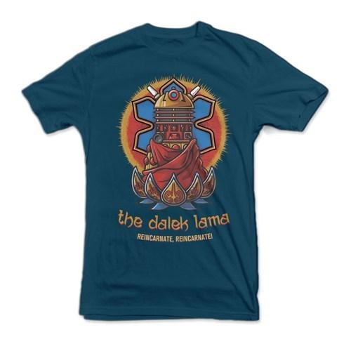 dalek tshirts puns - 8134324992