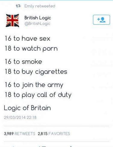 facepalm irony UK twitter - 8134368000