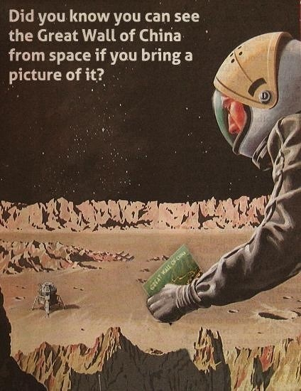 funny Fun Fact science space - 8135258112