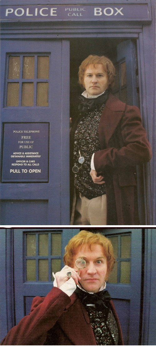 doctor who tardis mark gatiss - 8135322368