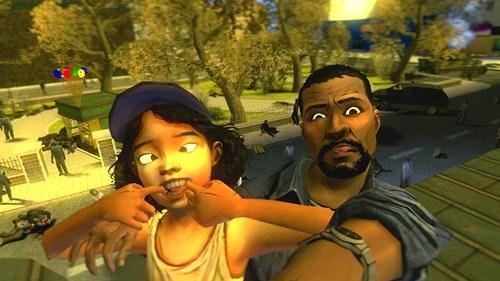 hashtags The Walking Dead selfie - 8135340032