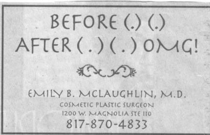 emoticons plastic surgery lady bits - 8135359232
