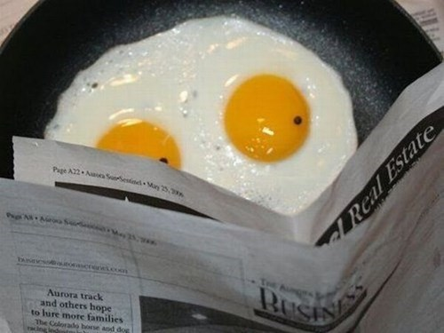 breakfast eggs puns