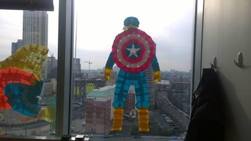 nerdgasm captain america superheroes - 8135386112