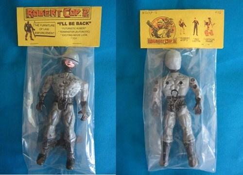 toys knockoff robocop - 8135393536
