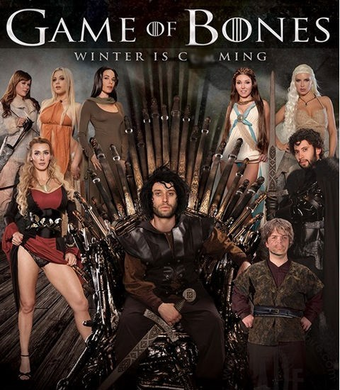 Game of Thrones pr0n sexy times funny - 8135429120