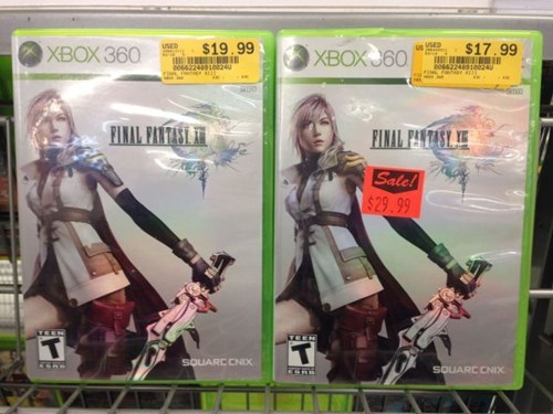 price monday thru friday video games sale retail work g rated - 8135451136
