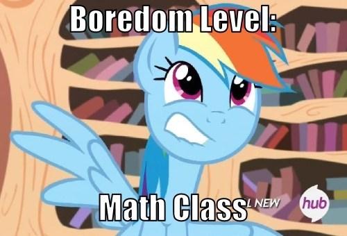 bored now math rainbow dash - 8136410112
