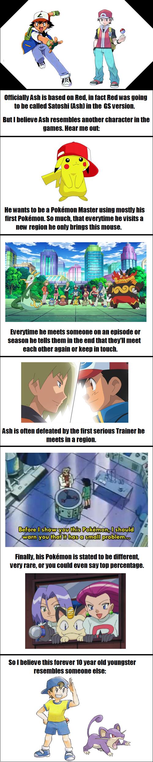 ash Pokémon red - 8136641792