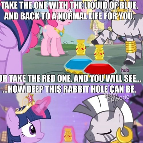 the matrix,twilight sparkle,zecora,mlp season 4