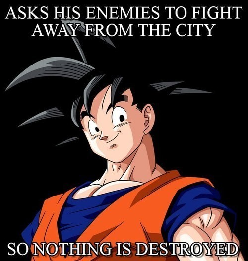 dragonball z Dragon Ball Z goku
