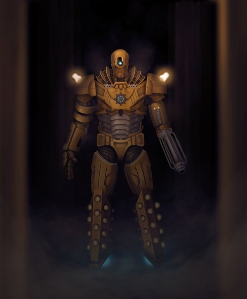 dalek Fan Art cybermen - 8137259776