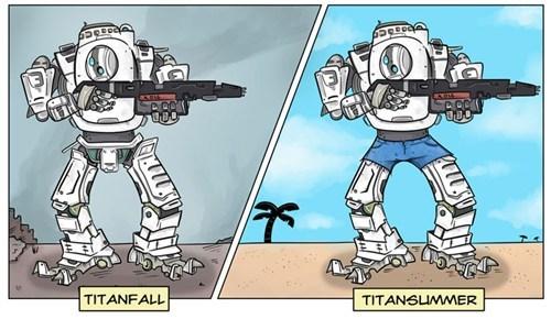 titanfall,puns