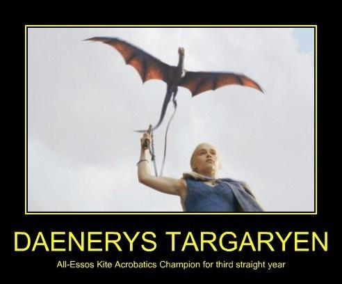 wtf kites funny Daenerys Targaryen - 8137461504