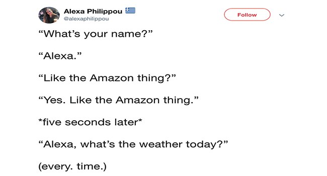 relatable jokes about people's names