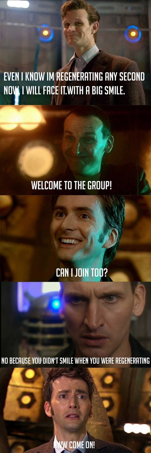 10th doctor 11th Doctor regeneration 9th doctor - 8137586176