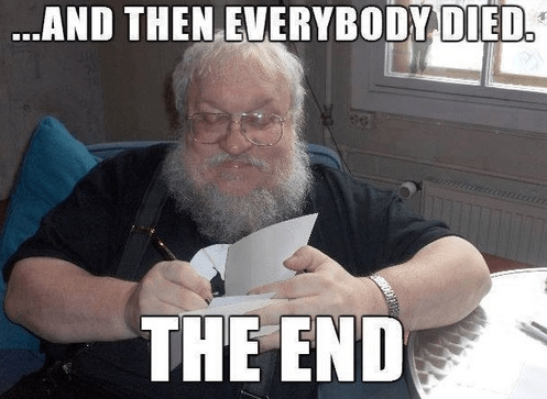 grrm Game of Thrones - 8137650176