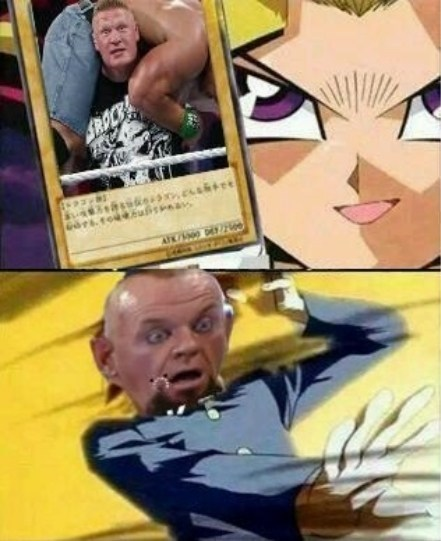 Yugi always win