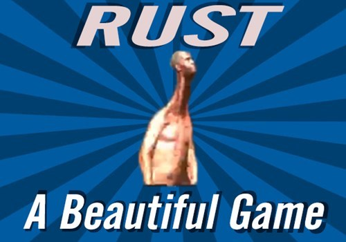 nothing to see here rust - 8137776128